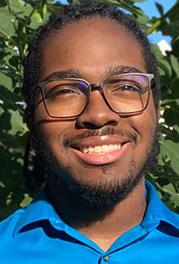 Ryan Maxwell, 2021 Scholarship recipient