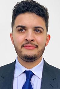 Syed Rizvi, 2021 Scholarship recipient