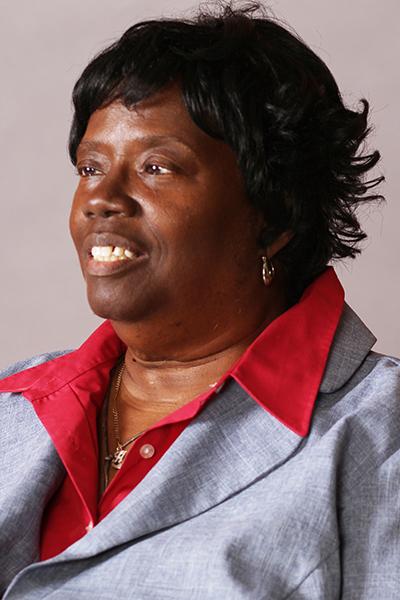 Stephanie Jefferson, client