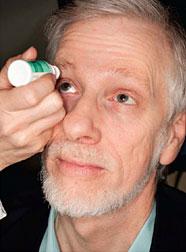 Glaucoma Detected