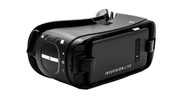 Irisvision device